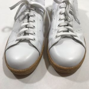 huge discount 0f29a 872a6 NWOT ADIDAS / ASOS Mens White Stan Smith Sneakers